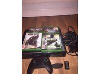 Xbox one call of duty infinitive warfare etc