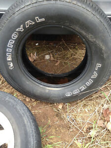 pair of laredo tires for sale
