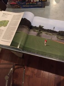 """North American Greatest Golf Courses"" coffee table book. Oakville / Halton Region Toronto (GTA) image 2"