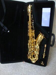Never played Yamaha Sax