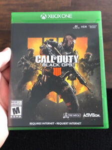 Call Of Duty Black Ops 4 - Xbox One - Played Once!