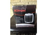Dimplex 2kw fan heater