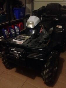 Polaris Sportsman 700's
