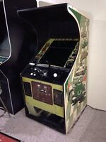 Mame Arcade driving cabinet project