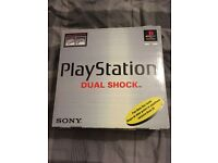 PlayStation 1 boxed & complete with all original packaging