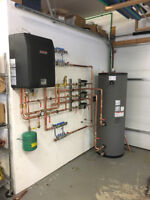HOT WATER HEATING SYSTEM FOR SALE!!!!!!!!!