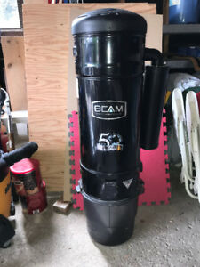 Beam Central Vac Canister