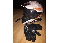 Motorcycle Helmet and More
