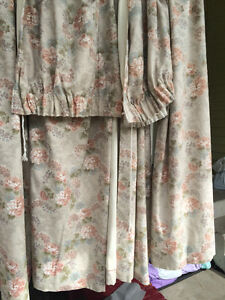 beautiful country chic curtains import europe