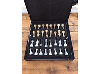 Marble Chess Set - collectors edition