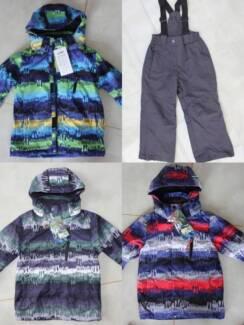 NEW snow jacket kids teenager7/8/10/12/14 women6/8/10