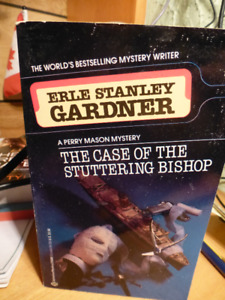 Used Perry Mason Books by Erle Stanley Gardner