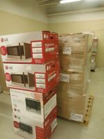 LG Microwaves --- Many options currently available!