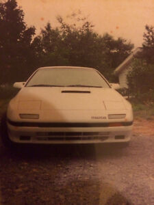 ROTARY PROJECT RX-7 1991