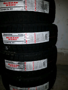 Bridgestone Blizzak 215 45r17xl new