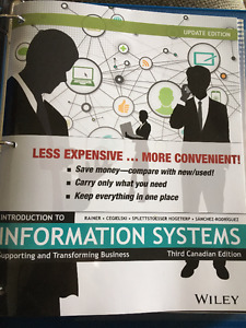 CMIS 2250 - Management Information Systems