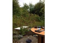 All garden maintenance undertaken