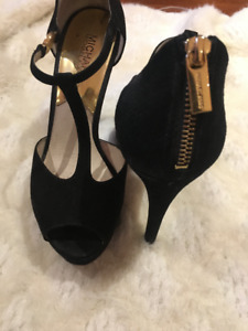 MICHAEL Michael Kors Peep Toe Pumps