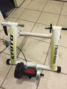 Bicycle trainer - road bike