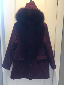 Ladies Size 18 new Traditions Winter Jacket
