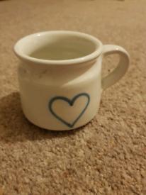 Small Heart Mug