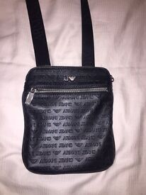Armani Leather Pouch