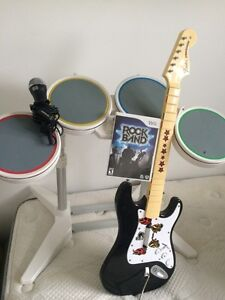 Rock band for wii! 50$