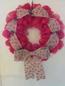 Large Christmas wreath