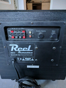 Reel Acoustics Sub Woofer