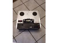 Revox PR-99 Tape Recorder Reel To Reel