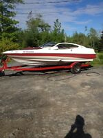 2001 Regal bowrider 19 ft