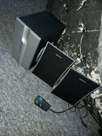Packard Bell speakers