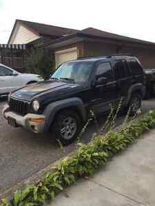 2003 Jeep Liberty Sport 4 X 4 SUV, Crossover - AS IS