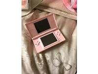 Nintendo DS for sale including 2 case and 11 games