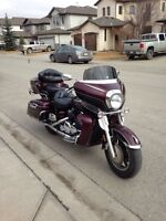 2008 yamaha royal star venture **warranty until july 2016**