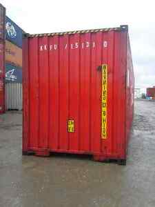 Storage and Shipping Containers - SeaCans on Sale! - 20' & 40'