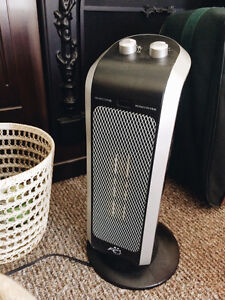 Rotating Tower Heater