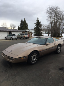 1985 Corvette low mileage