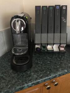 Nespresso Coffee Machine Citiz