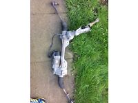 2010 bmw E90 Electric Power STEERING RACK