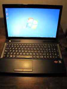 Lenovo Thinkpad N585 Dual Core Laptop running Windows 7