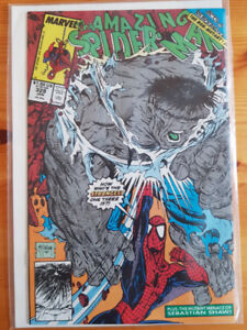 Amazing spider-man 328 Marvel comics