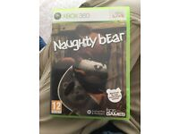 Naughty bear for Xbox 360