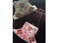 Evening bag sequenced