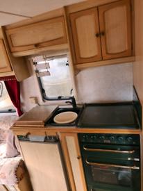 Sterling Eccles 1999 2 berth caravan