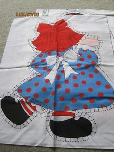 Raggedy Ann & Andy, Holly Hobbie screen prints to craft Windsor Region Ontario image 3