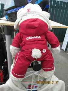 Youth Unisex Jacket, Hat and Collectible Bear Cornwall Ontario image 4