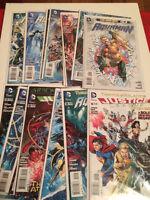 Comic books, Aquaman and Justice League, Throne of Atlantis!!