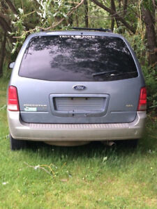 2004 Ford Free Star
