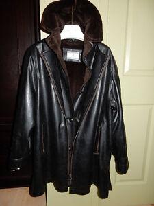 Manteau d'hiver très chaud, grandeur 1X